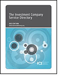 2013 Investment Company Service Directory